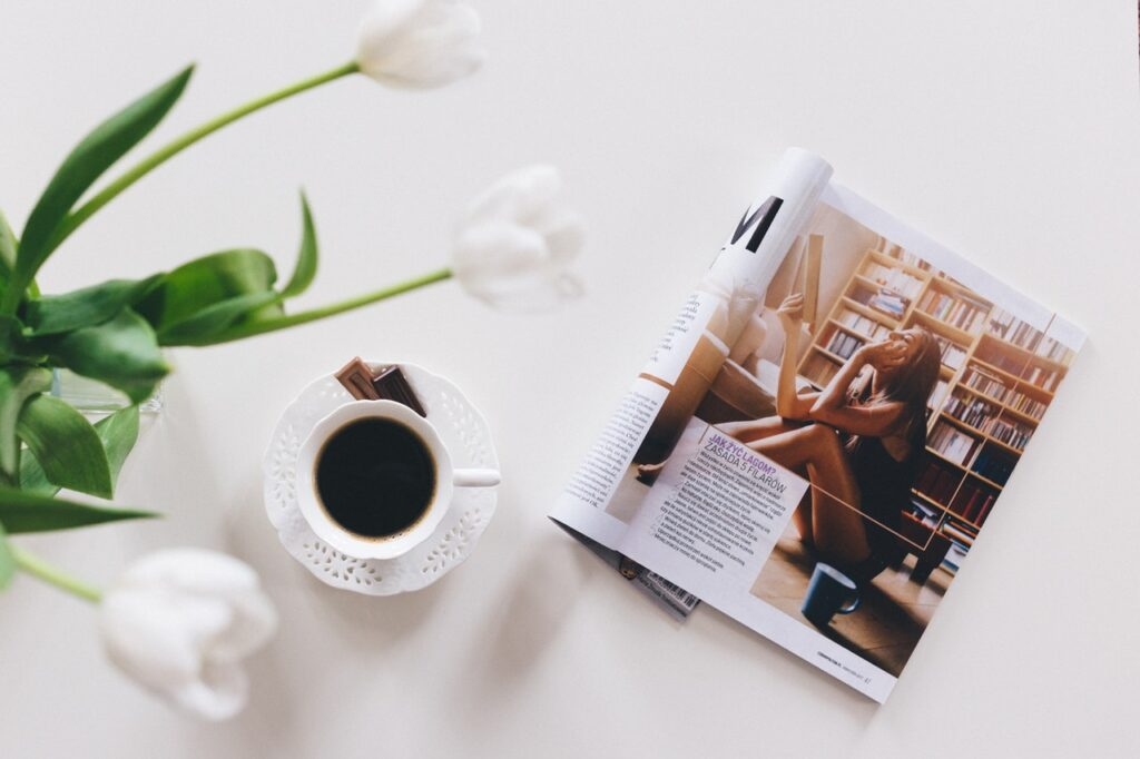 Magazin Inserat